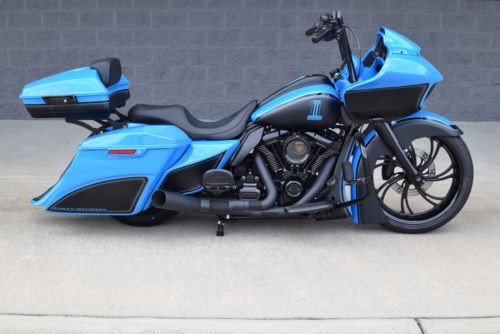 2017 Harley-Davidson Touring GRABBER BLUE & BLACK for sale craigslist