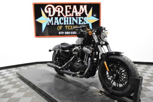 2017 Harley-Davidson XL1200X – Forty-Eight — 435246 for sale craigslist