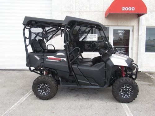 2017 Honda Pioneer 700-4 Deluxe for sale