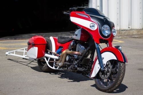 2017 Indian Chieftain Dragster Nitro Red craigslist