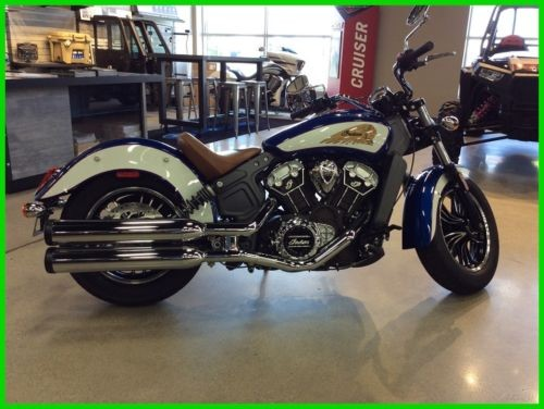 2017 Indian Scout with ABS - N17MSA00A3 Black photo