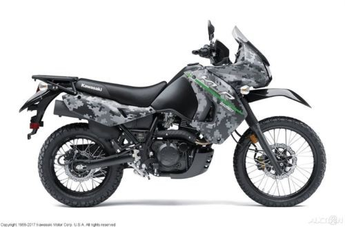 2017 Kawasaki KLR™650 Camo Camo for sale