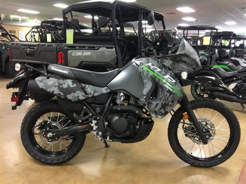 2017 Kawasaki KLR™650 Camo Camo for sale craigslist