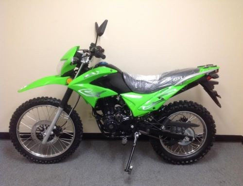 2017 Other Makes Enduro HAWK 250CC Green photo