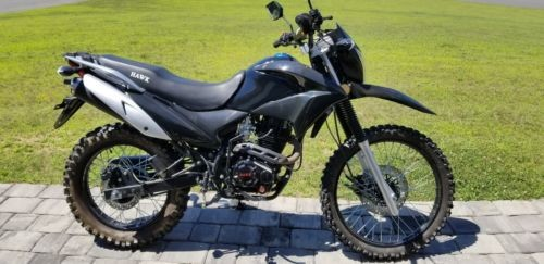 2017 Other Makes Hawk 250CC Black for sale craigslist