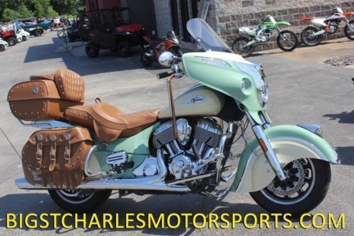 2017 Other Makes Roadmaster® Classic Willow Green over Ivory Cream Willow Green / Ivy for sale craigslist