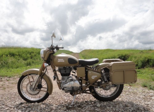 2017 Royal Enfield Classic Military Desert Storm for sale