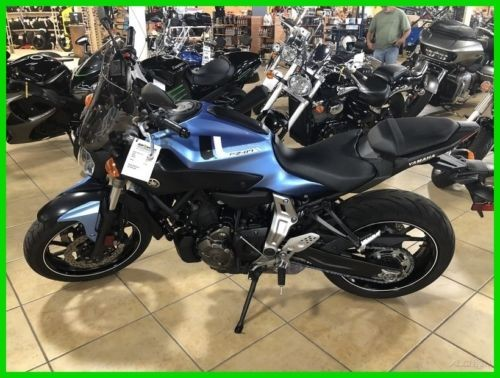 2017 Yamaha FZ BLU for sale