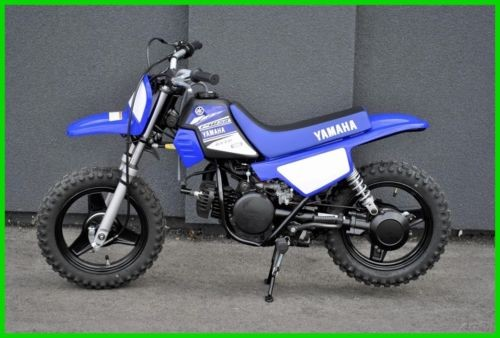 2017 Yamaha PW 50 Blue photo