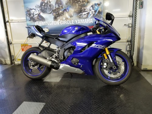 2017 Yamaha YZF-R — Blue for sale craigslist