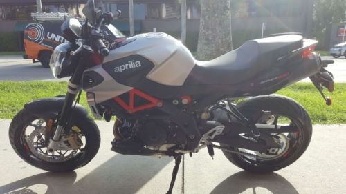 2018 Aprilia Shiver Gray photo