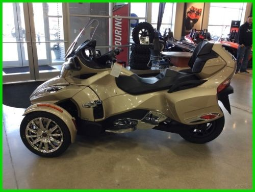 2018 Can-Am Spyder RT Limited – Chrome Package Black for sale craigslist