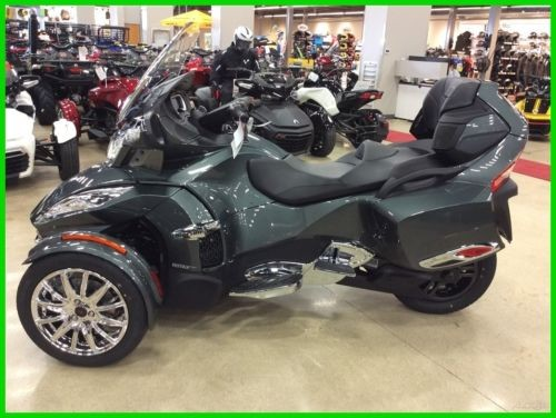 2018 Can-Am Spyder RT Gray photo