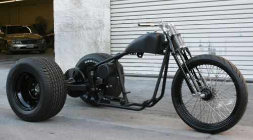 2018 Custom Built Motorcycles Bobber Other photo
