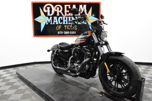 2018 Harley-Davidson XL1200XS - Sportster Forty-Eight Special -- Black photo