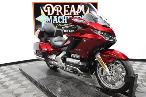 2018 Honda Gold Wing Tour – GL1800 — Red for sale craigslist