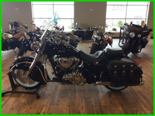 2018 Indian Chief Vintage Black photo