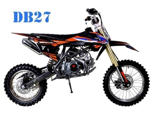 2018 Other Makes DB27 125cc ( Free shipping to your door) Orange, Black, White for sale