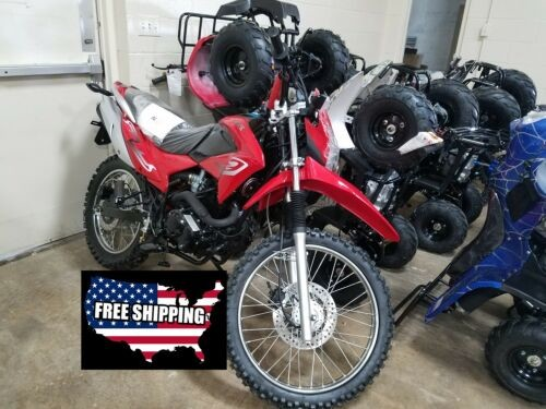 2018 Other Makes Enduro HAWK 250CC ( Free shipping to your door) black green craigslist