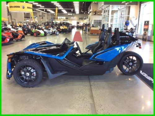 2018 Other Makes SLINGSHOT SLR Electric Blue photo
