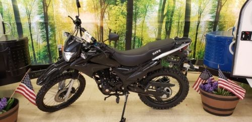 2018 Other Makes enduro 250 Black photo