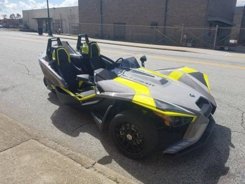 2018 Slingshot Slingshot SLR LE — Gray for sale