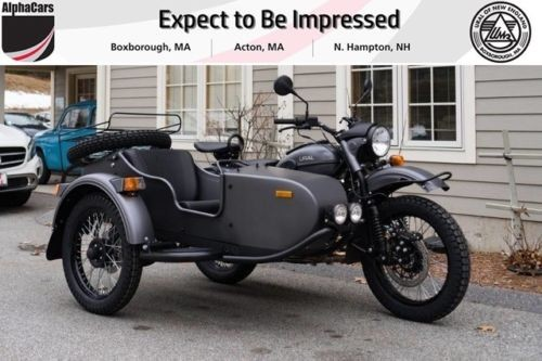 2018 Ural Gear Up 2WD Slate Grey Gray photo