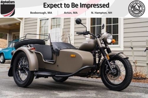 2018 Ural M70 OD Green Custom Green photo