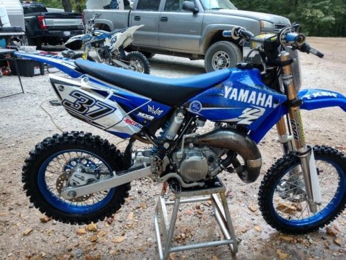 2018 Yamaha YZ  photo
