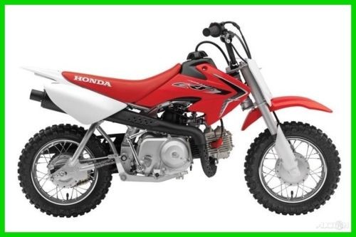 2019 Honda CRF 50F Red photo