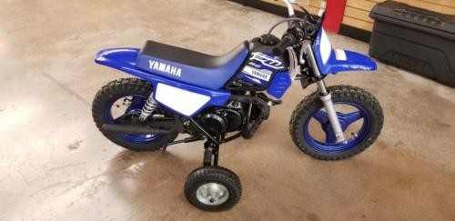 2019 Yamaha PW50 -- Blue photo