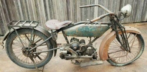 1923 Harley-Davidson WJ  photo