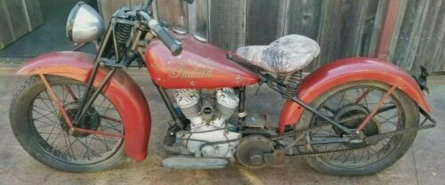1940 Indian Scout for sale craigslist