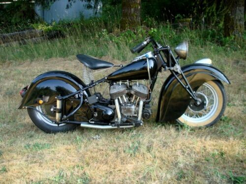 1941 Indian Sport Scout  photo