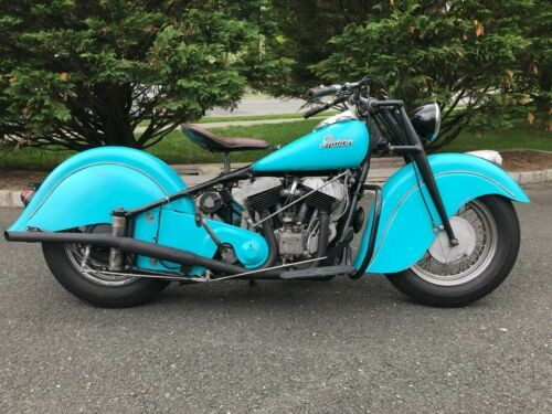 1947 Indian Chief  photo