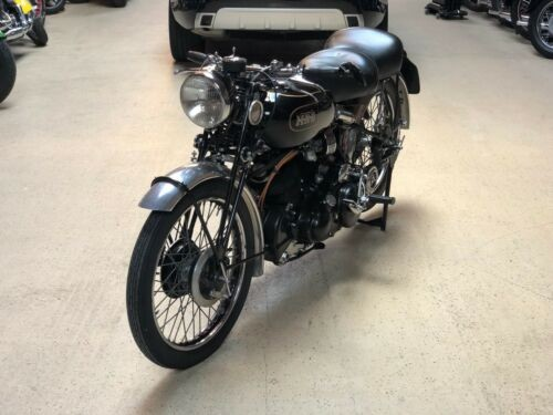 1949 Vincent Rapide Black photo