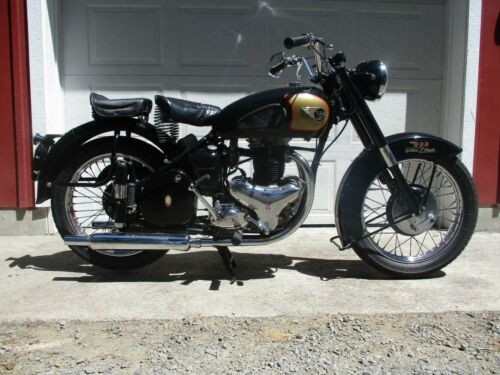 1951 BSA A10 Black photo