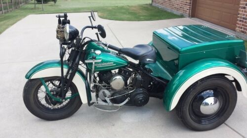 1953 Harley-Davidson Other Green photo