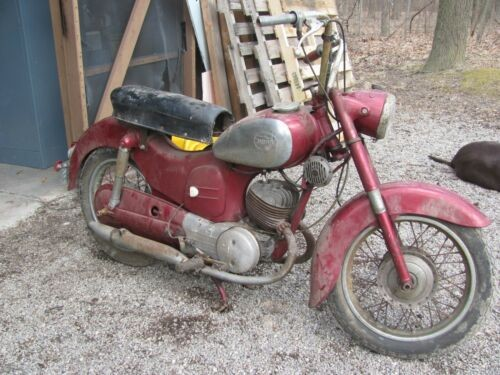 1954 Other Makes 175 Red for sale craigslist