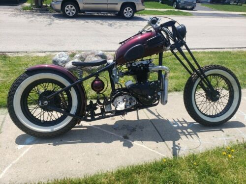 1956 Triumph Tiger  photo