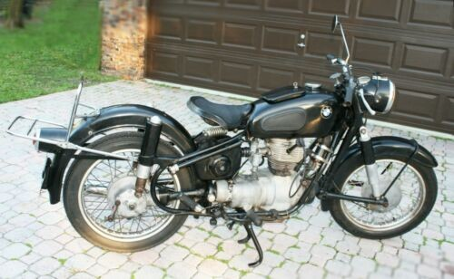 1960 BMW R-Series Black for sale