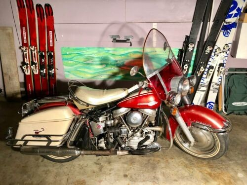 1963 Harley-Davidson DUO-GLIDE Hi-Fi Red/Baltic Birch craigslist