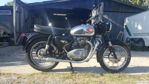 1964 BSA A65 Black photo