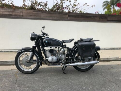 1965 BMW R-Series black photo