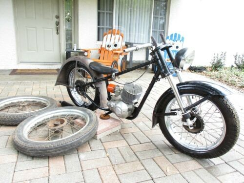 1965 Harley-Davidson Hummer  photo
