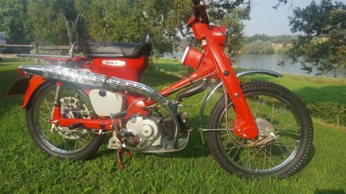 1965 Honda CA Red for sale