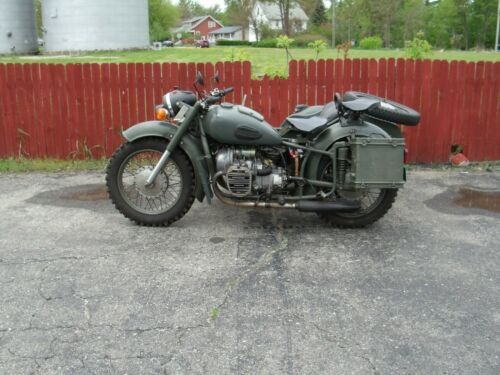 1965 Other Makes MW7502 Green photo