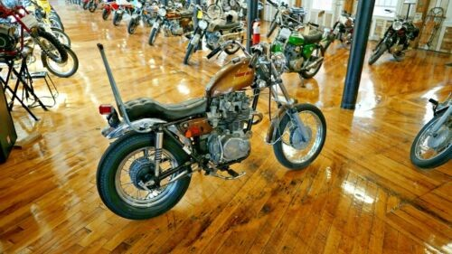 1967 Honda CL77 Brown for sale