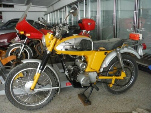 1967 Yamaha TRAILMASTER Yellow for sale craigslist