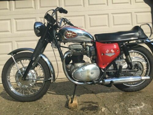 1968 BSA Lightning  photo